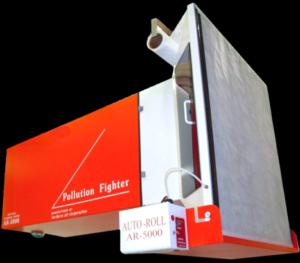 TWS installs AR-5000 Pollution Fighters