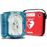 TWS Installs Automatic External Defibrillator (AED)