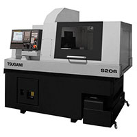 TWS Purchases Fourth Tsugami S206 Screw Machine